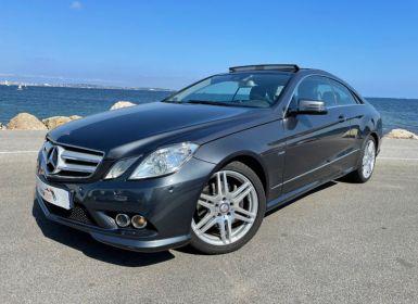 Vente Mercedes Classe E (C207) 350 CDI EXECUTIVE BE BA Occasion