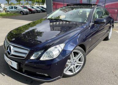 Vente Mercedes Classe E (C207) 350 CGI EXECUTIVE BE BA Occasion