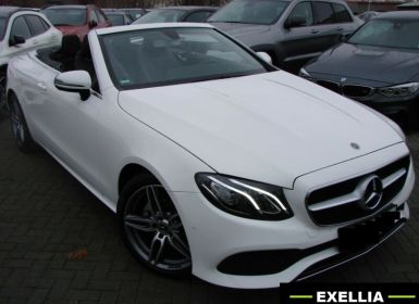 Vente Mercedes Classe E CABRIOLET 200 SPORTLINE 9G TRONIC Occasion