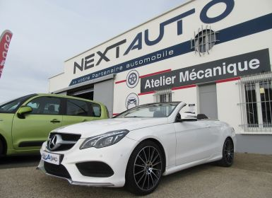 Vente Mercedes Classe E CABRIOLET 220 CDI 170CH BLUETEC SPORTLINE 9G-TRONIC Occasion