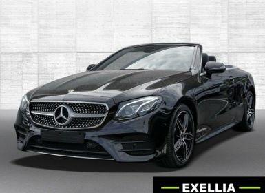 Voiture Mercedes Classe E CABRIOLET 220 D Occasion
