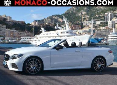 Vente Mercedes Classe E Cabriolet 300 245ch AMG Line 9G-Tronic Occasion