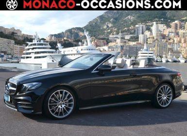 Achat Mercedes Classe E Cabriolet 300 245ch Sportline 9G-Tronic Occasion