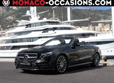 Achat Mercedes Classe E Cabriolet 300 258ch AMG Line 9G-Tronic Occasion