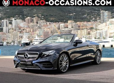 Mercedes Classe E Cabriolet 450 367ch AMG Line 4Matic 9G-Tronic