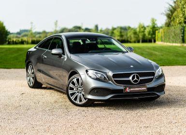 Vente Mercedes Classe E Caméra De Recul / MULTIBEAM LED / Burmester® Surround Sound System / Avertisseur D'angle Mort Occasion