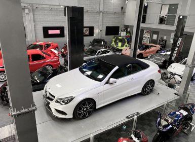 Vente Mercedes Classe E Classe E 500 V8 Bi Turbo Cabriolet Occasion