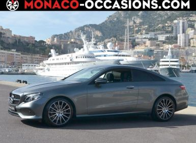 Vente Mercedes Classe E Coupe 200 184ch Executive 9G-Tronic Occasion