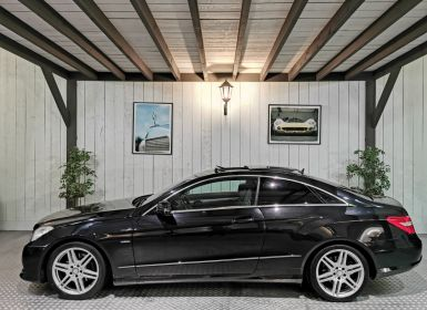 Mercedes Classe E COUPE 220 CDI 170 CV EXECUTIVE BVA