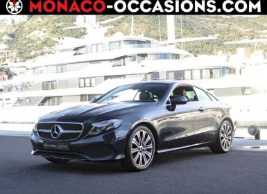 Vente Mercedes Classe E Coupe 220 d 194ch Executive 9G-Tronic Occasion