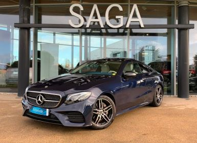 Acheter Mercedes Classe E Coupe 220 d 194ch Fascination 9G-Tronic Occasion