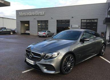 Voiture Mercedes Classe E Coupe 220 d 194ch Sportline 9G-Tronic Euro6d-T Occasion