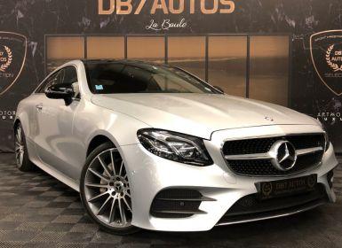 Voiture Mercedes Classe E COUPE 220 d 9G-Tronic Sportline Occasion