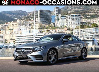 Vente Mercedes Classe E Coupe 300 245ch Fascination 9G-Tronic Occasion