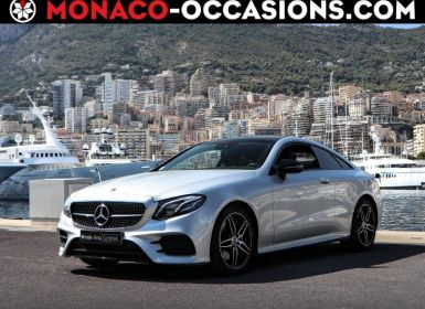 Vente Mercedes Classe E Coupe 300 245ch Sportline 9G-Tronic Occasion