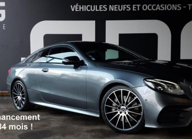 Achat Mercedes Classe E Coupe 300 9G-TRONIC Sportline Occasion