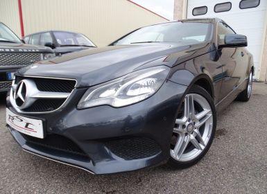 Vente Mercedes Classe E COUPE 300 CGI PACK AMG 252Ps BV7/ Toe Pano  Camera  Jtes 18  LED  Bi xénon Occasion