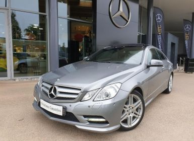Achat Mercedes Classe E Coupe 350 CDI BE Executive 7GTro+ Occasion