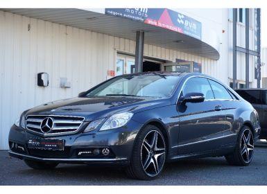 Mercedes Classe E Coupé 350 CDI BlueEfficiency Executive A Occasion