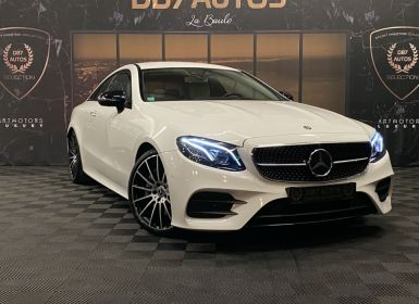 Vente Mercedes Classe E COUPE 350 d 4Matic Fascination Occasion