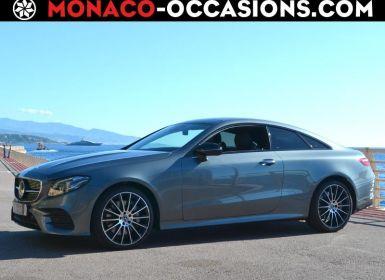 Vente Mercedes Classe E Coupe 400 333ch Fascination 4Matic 9G-Tronic Occasion