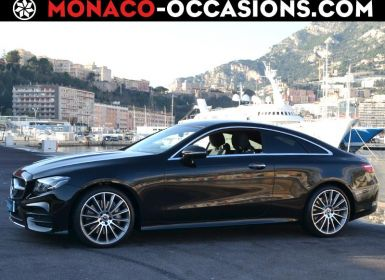Voiture Mercedes Classe E Coupe 400 333ch Fascination 4Matic 9G-Tronic Occasion