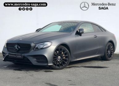 Mercedes Classe E Coupe 400 333ch Fascination 4Matic 9G-Tronic Occasion
