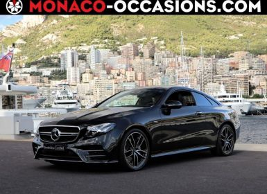 Vente Mercedes Classe E Coupe 53 AMG 435ch 4Matic+ Speedshift MCT AMG Euro6d-T-EVAP-ISC Occasion