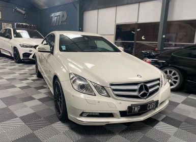 Vente Mercedes Classe E COUPE A COUPé 250 CDI BLUEEFFICIENCY Occasion