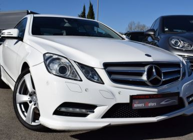 Vente Mercedes Classe E COUPE (C207) 250 CDI BE EXECUTIVE 7GTRO+ AMG Occasion