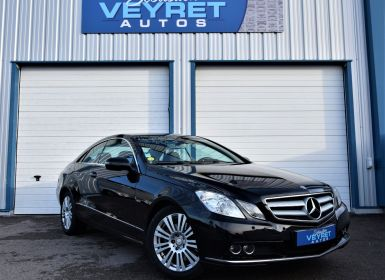 Vente Mercedes Classe E Coupe E 250 CDI 204cv executive Occasion
