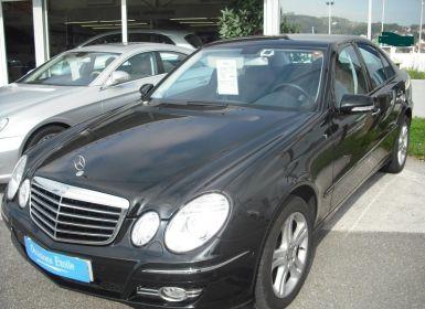 Achat Mercedes Classe E E280CDI V6 AVANTGARDE 4M BA Occasion