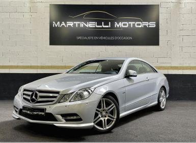 Achat Mercedes Classe E II 220 CDI Executive 7GTro+ Occasion