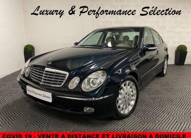 Vente Mercedes Classe E III 320 ELEGANCE LUXE BVA Occasion