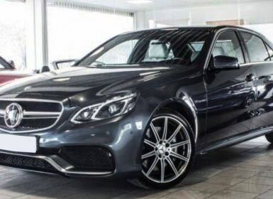 Voiture Mercedes Classe E IV AMG 63 4MATIC Occasion