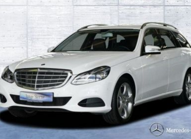 Voiture Mercedes Classe E Mercedes-Benz E 300 hybride-Diesel(08/2014) Occasion