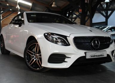 Vente Mercedes Classe E V CABRIOLET 220 D AMG LINE 4MATIC Occasion