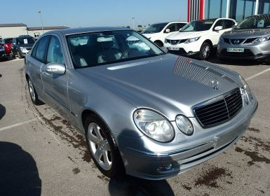 Achat Mercedes Classe E (W211) 220 CDI CLASSIC SEQUENT Occasion