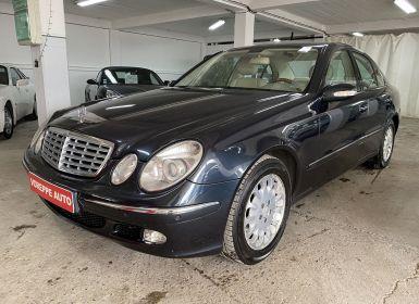 Mercedes Classe E (W211) 320 CDI ELEGANCE BA Occasion