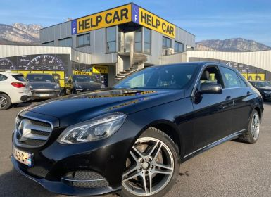 Achat Mercedes Classe E (W212) 300 BLUETEC FASCINATION 7G-TRONIC+ Occasion