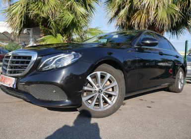 Achat Mercedes Classe E (W213) 220 D 194CH BUSINESS EXECUTIVE 9G-TRONIC Occasion