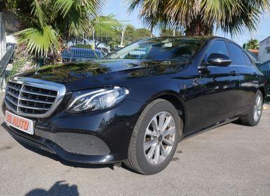 Vente Mercedes Classe E (W213) 220 D 194CH BUSINESS EXECUTIVE 9G-TRONIC Occasion