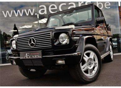 Vente Mercedes Classe G 300 CABRIO - TURBODIESEL - RADIO CD - TOP Occasion