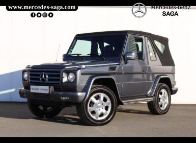 Voiture Mercedes Classe G 320 CDI Cabriolet 7GTro Occasion