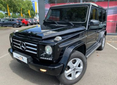 Vente Mercedes Classe G 350 BLUETEC BREAK LONG 7G-TRONIC + Occasion