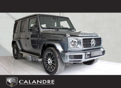 Achat Mercedes Classe G 350 D Occasion