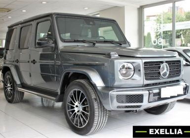 Voiture Mercedes Classe G 350 d 4 MATIC EDITION AMG Occasion