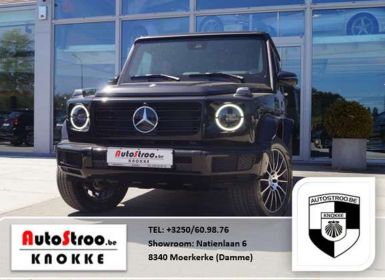 Achat Mercedes Classe G 350 d AMG NIGHT /// FULL OPTION Occasion