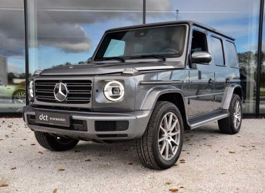 Achat Mercedes Classe G 350 d Distronic 20' AMG Sunroof 360° DAB Privacy Occasion