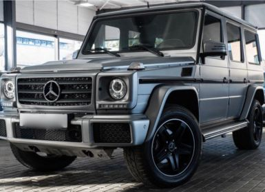 Vente Mercedes Classe G 500 4.0 EDITION LIMITEE Occasion